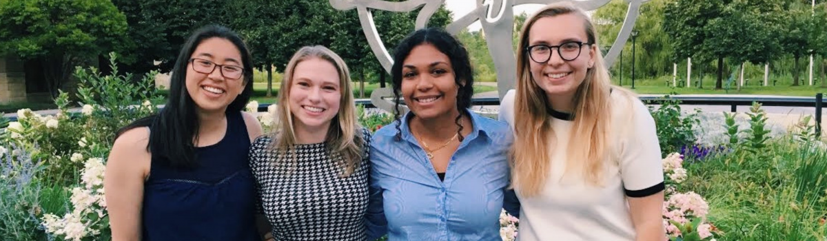 Former George Hacks Participants Take Innovation to the 2019 BMES Coulter College